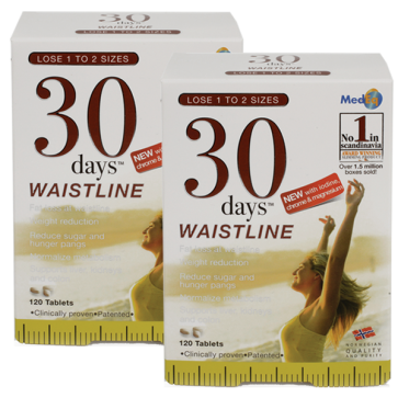 30days™ Waistline (Twin Pack)