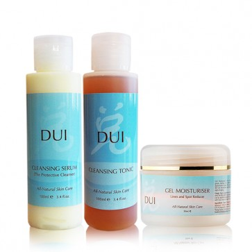 DUI PROFESSIONAL Basic Skin Care Set (100ml)