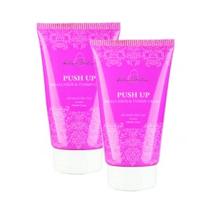 Audrey Christian PUSH UP Breast, Neck & Tummy Cream Twin Pack