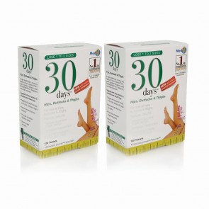 30days™ Hips, Buttocks & Thighs (Twin Pack)