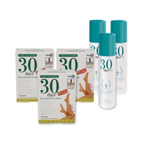 30days™ HEALTHY WEALTHY SLIMMING KIT