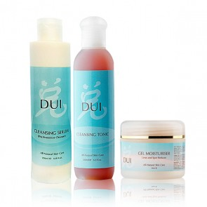 DUI PROFESSIONAL Basic Skin Care Set (200ml)