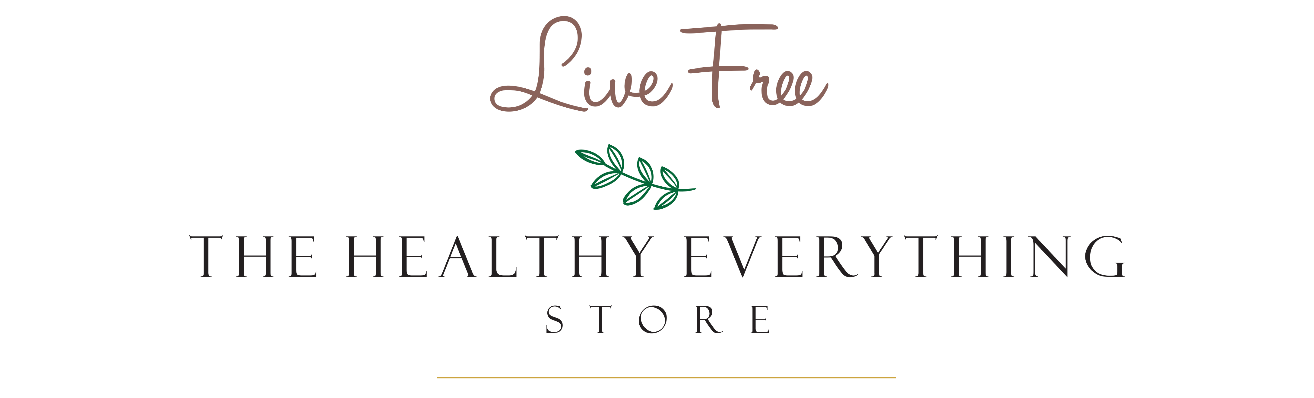 The Healthy Everything Store